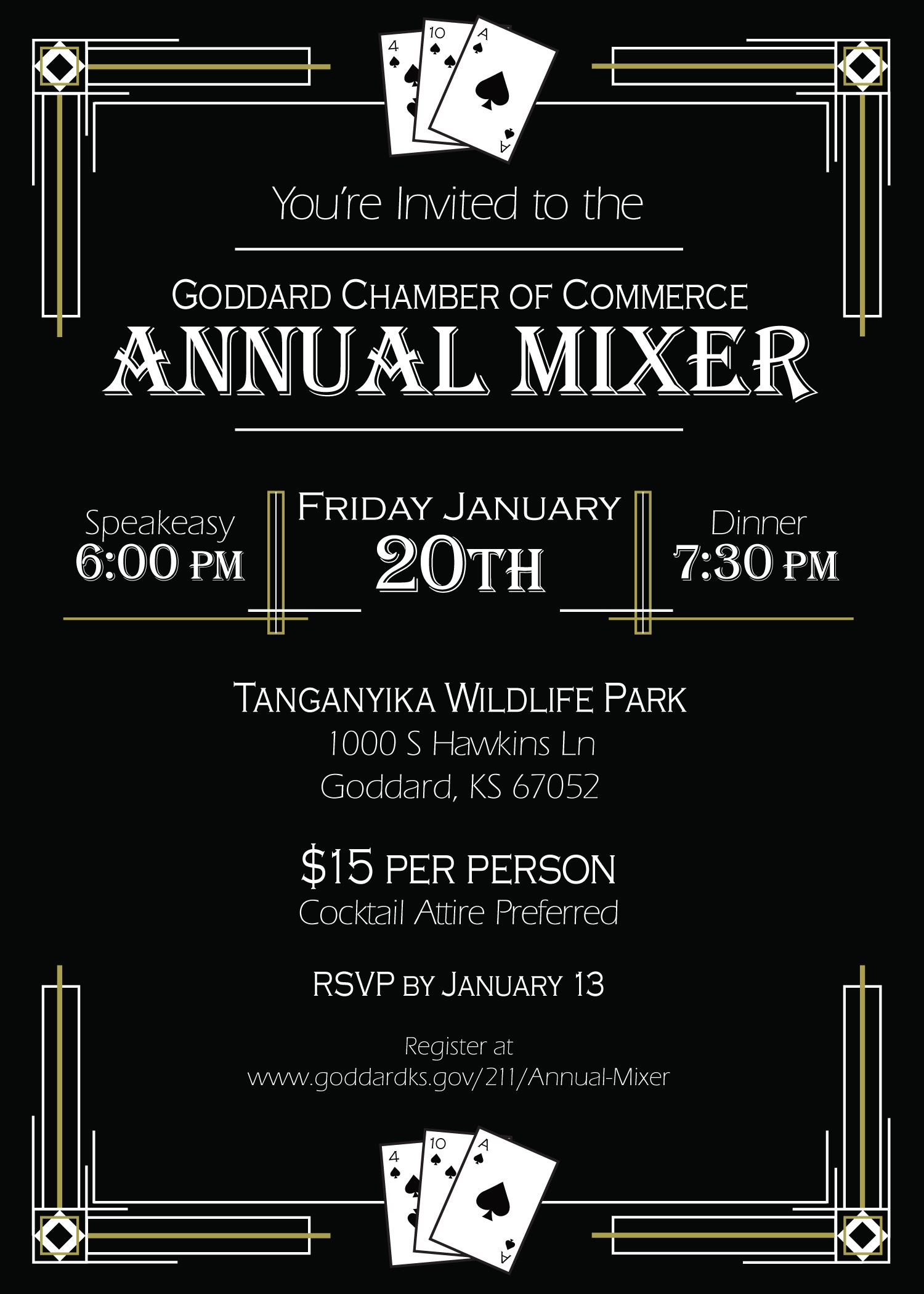 Chamber Annual Mixer 2017 copy