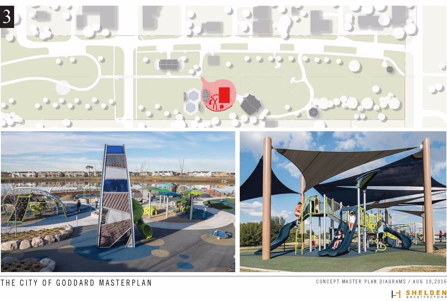 Splash Pad Design Conception
